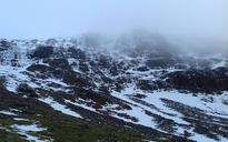 Snowdon walker plunges 820ft to death after slipping on ice on Welsh mountain