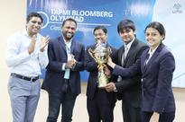 Finance Forum hosted the 2nd edition of the TAPMI Bloomberg Olympiad, from 14th to 15th October