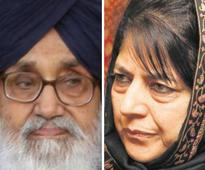 Mehbooba Mufti writes to Badal, says mutton dealers harassed
