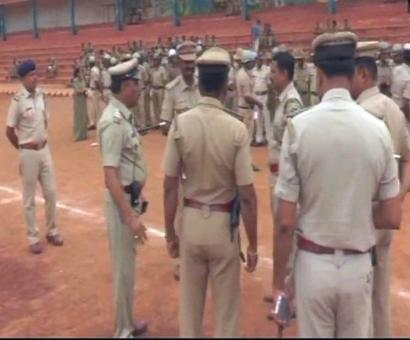BJP leaders detained as police scuttle bike rally to Mangaluru