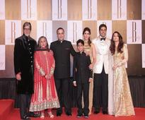 Here's all you wanted to know about Bachchans' Diwali party