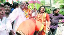 West Bengal elections: Dhoti and kurta are Amit Mitra's trademark, water and roads his election plank