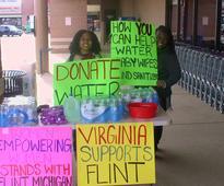 Fairfax women collect bottled water to send to Flint