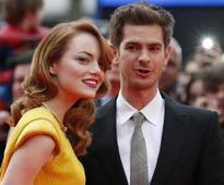 Andrew Garfield: I love Emma Stone