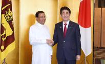 Abe meets other Asian leaders, talks of quality of aid