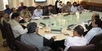 CS chairs Dal Monitoring Committee meeting