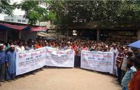 Saturia traders demand bridge linking market