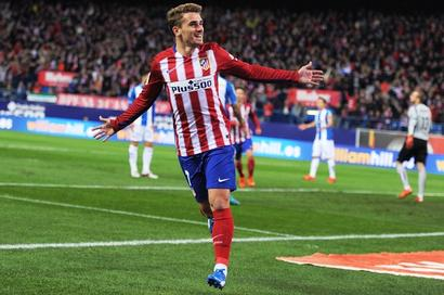 Griezmann ends transfer speculation, extends Atletico contract