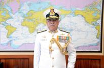 Vice-Admiral Pandit takes over as Commandant of INA