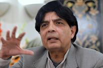 Chief Ministers, Nisar to discuss counter terrorism measures
