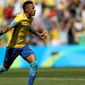 Rio 2016 | Football: 'Monster' Neymar sets up Brazil for rematch against Germany in finals