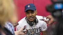 Carmelo on Jordan's statement, donations: 'About time'
