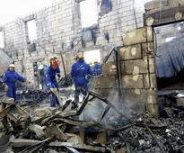 Ukraine: Fire at home for the elderly kills 17, injures five