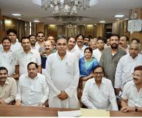 Mayawati triggers war of words with Maurya