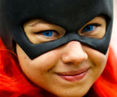 #ComicCon: When superheroes landed in San Diego