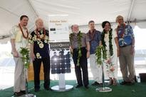 Kalaeloa Solar Farm Now Generating Power on Oahu