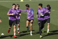 FÚTBOL REAL MADRID - Pepe, Casemiro y Modric ausencias de la lista; vuelven Cristiano y Bale