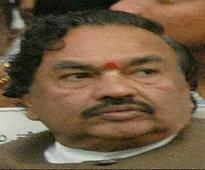 There's a lot of heartburn among state leaders, says Eshwarappa
