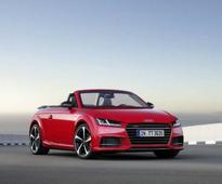 Audi reveals TT S-Line Competition Model