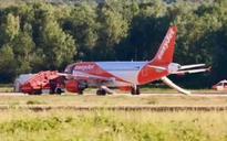 London-bound plane lands midway after men heard talking about 'terrorist matters'