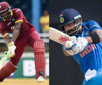 India vs West Indies, T20I at Kingston, live cricket scores and updates: Windies decide to bowl first