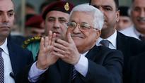 Palestinian president meets Hamas chief