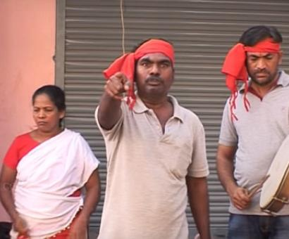 Singer Kovan arrested for criticising Centre, TN govt over Cauvery row