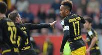 Borussia Dortmund slip, Hertha Berlin soar in Bundesliga