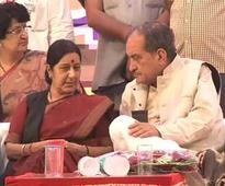 Sushma Swaraj's Sister in BJP's List for Haryana Polls