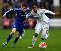Premier League: Swansea complete signing of Dutch midfielder Leroy Fer from QPR