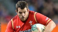 Wales prop Jarvis suffers wrist injury