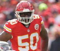 Chiefs expected to play without Justin Houston