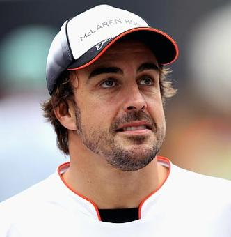 'Alonso very happy at McLaren'