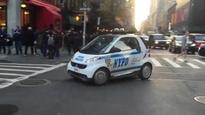 The NYPD Pushes For Smart Cars To Replace Scooters: Yey Or Nay?