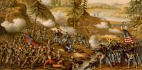 What state suffered huge losses in Civil War?