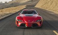 Toyota FT-1 sports car: How it happened: An inside look at creating the FT-1 Detroit show car