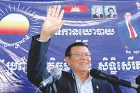 Cambodian opposition leader gets royal pardon