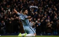 Manchester City 2 Burnley 1: Substitute Aguer...