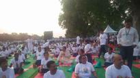 UGC's Yoga Day directive: AIMPLB slams directive on chanting of 'Om'