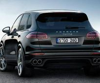 Porsche launches Cayenne S Platinum edition at Rs 1.27 cr