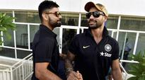 Shikhar Dhawan wishes friend, brother, team-mate Virat Kohli on Friendship Day