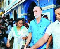 Tehelka sexual assault case: Survivor identifies Tejpal, herself in CCTV footage