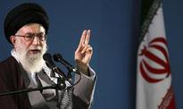 Iran's leader slams Bahrain's treatment of Shia cleric
