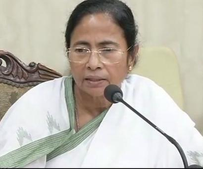 BJP will change name of this country too: Mamata on Taj row