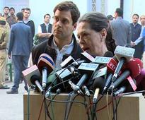 Assembly polls: People were unhappy over pricerise, admits Sonia Gandhi