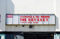 Director Vincent Haycock and Florence Welch Premiere 'The Odyssey'