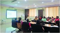 BMC employees learn facts about breast cancer