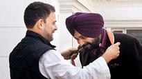 Rahul Gandhi a man of character, says Navjot Singh Sidhu