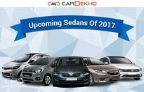 Upcoming Sedans Of 2017