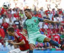 Ronaldo aims for Euro record but faces tough Polish defense